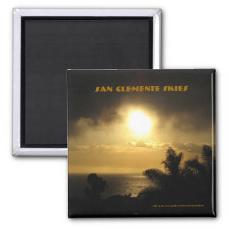 Cielos de San Clemente - imán 12