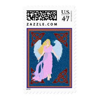 Cielos del ángel sellos