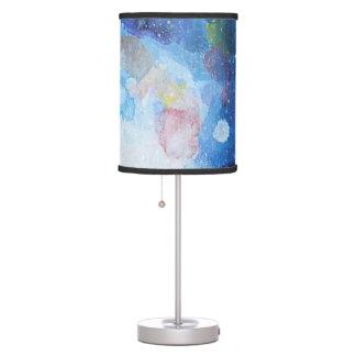 Cielos nocturnos - lámpara ilustrada personalizado