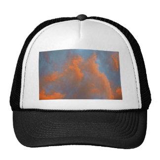 Cielos nublados de Sedona Gorro De Camionero