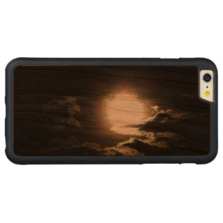 Cielos oscuros funda de cerezo bumper carved® para iPhone 6 plus