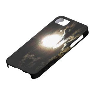 Cielos oscuros iPhone 5 funda