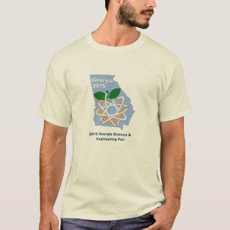 Ciencia 2015 de Georgia y dirigir la camiseta