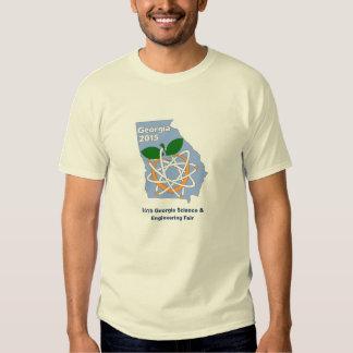 Ciencia 2015 de Georgia y dirigir la camiseta Camisas