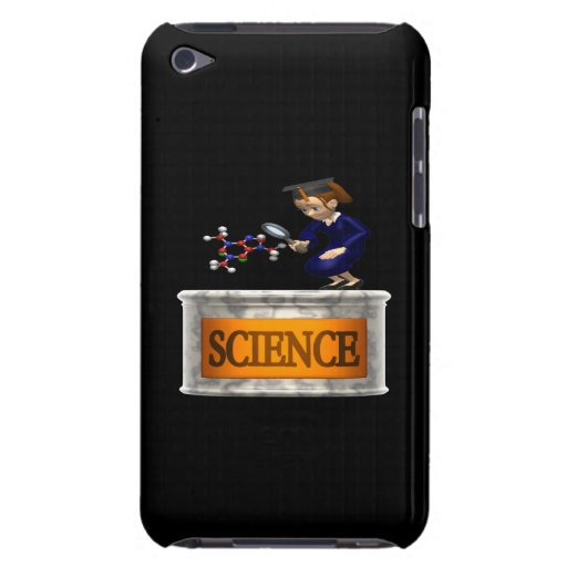 Ciencia 2 iPod touch Case-Mate protector