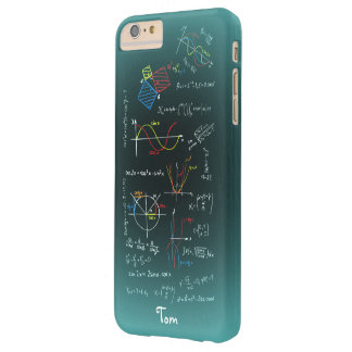 Ciencia 2 funda barely there iPhone 6 plus