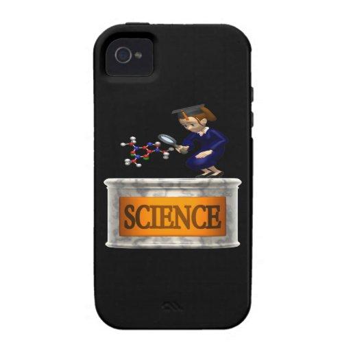 Ciencia 2 iPhone 4 funda