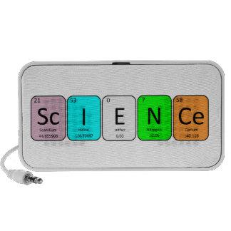 Ciencia Altavoces