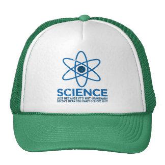 Ciencia - apenas porque su no imaginario… gorras