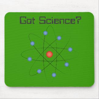 ¿Ciencia conseguida? Cojín de ratón Tapete De Ratón