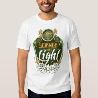 Ciencia de la luz 2 poleras