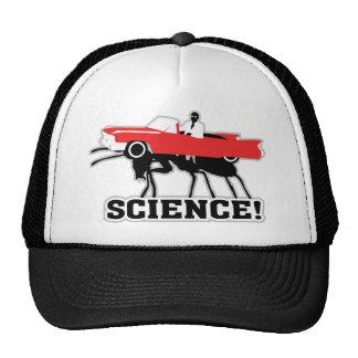 ¡Ciencia del ~ del coche de la hormiga! Gorra