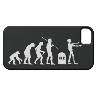 Ciencia divertida de la carta evolutiva de la evol iPhone 5 fundas