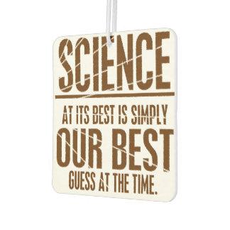 Ciencia en su mejor