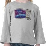 Ciencia espacial rusa de Sputnik 1 15 años Camiseta