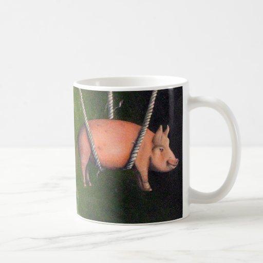 Ciencia extraña tazas de café