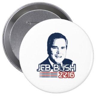 Ciencia ficción 2016 de Jeb Bush Pin Redondo 10 Cm
