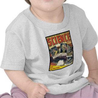 Ciencia ficción cómica: Tebeos 1 de la ciencia Camiseta
