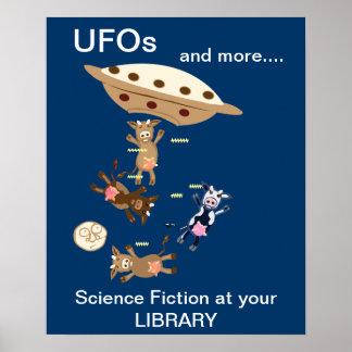 Ciencia ficción impresiones