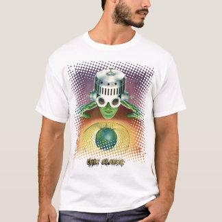 Ciencia ficción Svengali: Camisa del vintage del