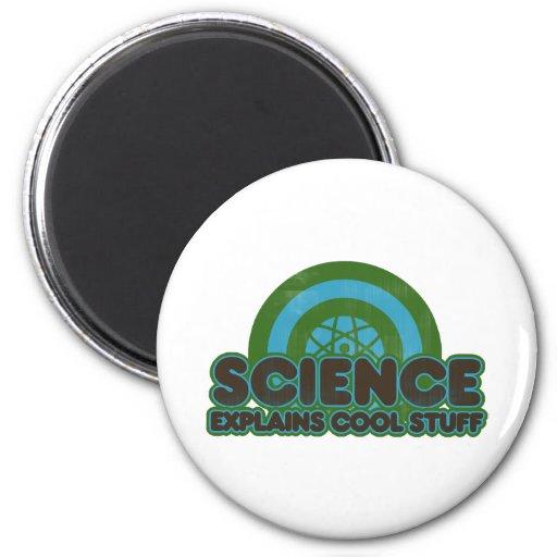 Ciencia Imán Redondo 5 Cm