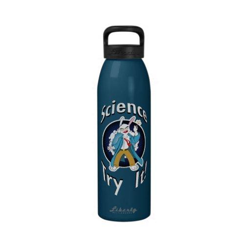 ¡Ciencia - inténtela! Botella de aluminio Botallas De Agua