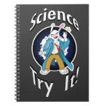 ¡Ciencia - inténtela! Cuaderno