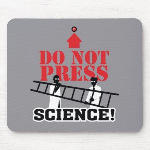 ¡Ciencia! Mousepad