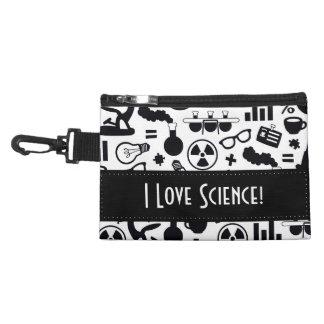 Ciencia para el modelo del científico (blanco y