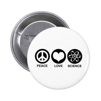 Ciencia Pin Redondo 5 Cm
