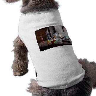 Ciencia - químico - equipo de la química camisetas de mascota