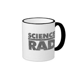 ¡Ciencia Rad! Tazas