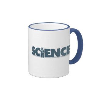 ¡Ciencia! Taza
