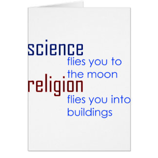 ciencia y religión felicitaciones