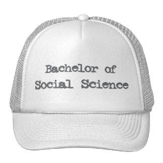 Ciencias sociales gorras de camionero