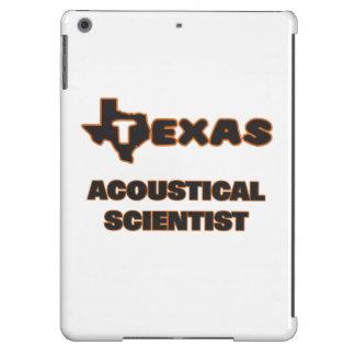 Científico acústico de Tejas Funda Para iPad Air