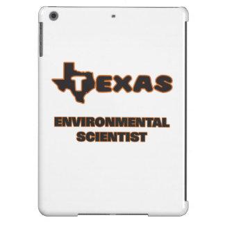 Científico ambiental de Tejas Funda Para iPad Air