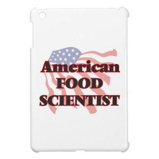 Científico americano de la comida