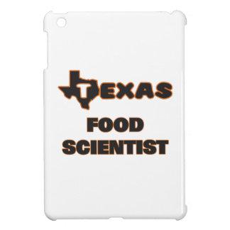 Científico de la comida de Tejas