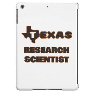 Científico de la investigación de Tejas Funda Para iPad Air