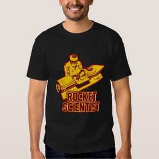 Científico de Rocket Playeras