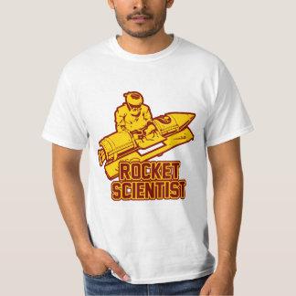 Científico de Rocket Remera