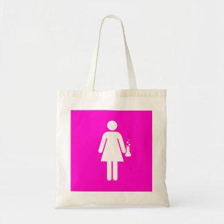 Científico del chica bolsa