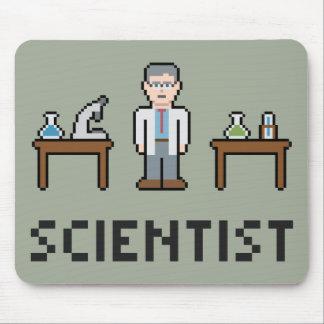 Científico del pixel tapete de raton