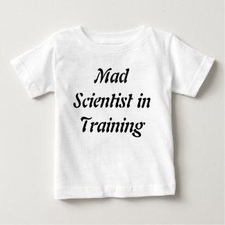 Científico enojado en JR del friki de la camiseta Remeras