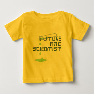 Científico enojado futuro camisas