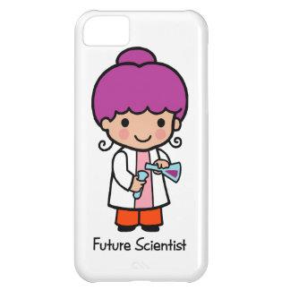 Científico futuro funda para iPhone 5C