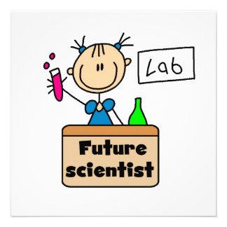 Científico futuro anuncios