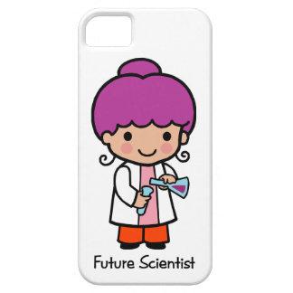 Científico futuro iPhone 5 carcasas