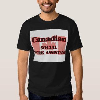Científico social canadiense playeras